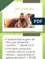 Clase 1 Jesús como consejero
