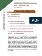 3.0. CONSIDERACIONES DE DISEÑO