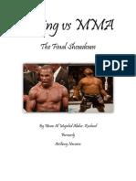 Boxing vs MMA PDF