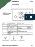 assemble rear wheel hub