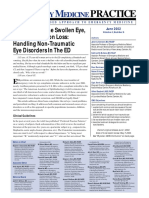 the red eye  the swollen eye  and acute vision loss  handling non traumatic eye disorders in the ed.pdf