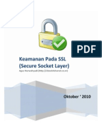 Makalah Secure Socket Layer (SSL)