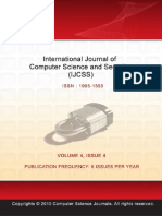 International Journal of Computer Science and Security (IJCSS), Volume (4), Issue (4)