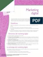 La caja de herramientas carpeta 10 Marketing Digital