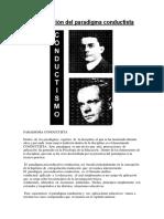 teoria y sistemas de la psicologia