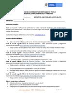 TALLER DE DERECHOS INDIVIDUALES Y MECANISMOS DE PROTECCIÓN