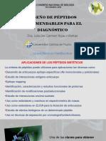 Presentación Péptidos-XXI CONGRESO NACIONAL DE BIOLOGÍA 2018