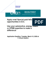 LRL Latino Fellowship Opportunities in D.C.