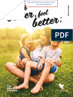 Brochure Prodotti - Catalogo Forever Living Products ITALY 02/2020