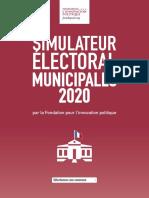 Guide - Simulateur électoral municipales 2020