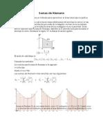Sumas de Riemann_