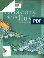 Amato - Bitacora lluvia