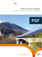 CEREMA- Guide - Ponts en zone sismique - eurocode 8