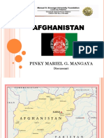 AFGHANISTAN-REPORT