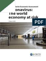 Izvještaj OECD-a o posljedicama koronavirusa na globalnu ekonomiju