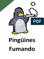 Pingüines Fumando