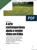 A arte contemporânea ajuda a vender vinho em Itália _ Reportagem .pdf