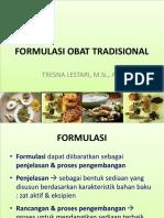 3. FORMULA OBAT TRADISIONAL