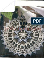 ANCHOR crochet lace through pictures