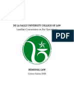 Green Notes Remedial Law_2019.pdf