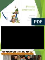 Procesos nutricionales