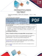 Activity guide and evaluation rubric - Task 5 - Blog Design.pdf