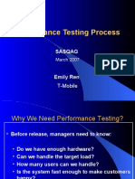 Performance Testing Process SASQAG4 New