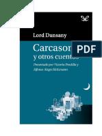 Lord Dunsany -Carcasona Y Otros Cuentos-