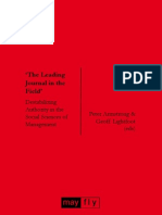 'The Leading Publication in the Field'