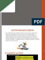 antiparasitario