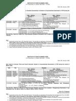 date-sheet-associateship-examination-2020
