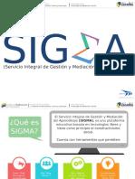Sigma Present Ac i On