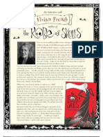 Vivian French Q&A with Author