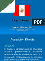 Etapa intermedia 2013