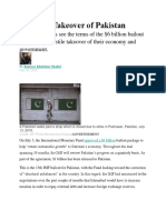 The IMF Takeover of Pakistan.docx