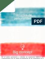 Definición de Trast. PX