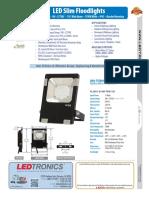 FLS00x-TPW-101 (Slim Area Lights)
