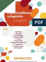 Hipotiroidismo Sofía Orta