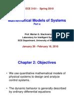 Lecture 2 Model matematis sistem Material Baru cp 2