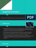 Engenharia Genética Apresentação