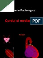 Anatomia CORDULUI SI MEDIASTINULUI (pt rez cardio)