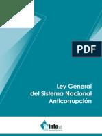 Ley General del Sistema Nacional Anticorrupción