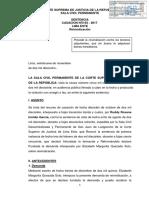 CAS 5193-2017 ACCION DE REIVINDICACIÓN