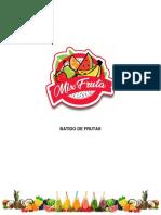 Batidos Marileth - PROYECTO DE NEGOCIO