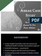 Amber Case Study