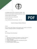 Guia de abordagem - Ética - Célia Oliveira