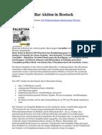 2007 AntiCaterpillar Aktion in Rostock (G8)