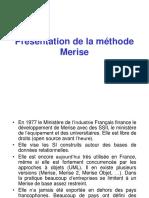 PresentationMerise