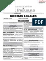 Reglamento del Sistema Nacional de información Ambiental