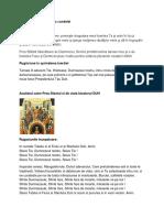 Acatistul catre Prea Sfantul si de viata facatorul DUH